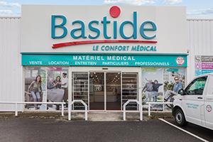 Bastide le Confort Médical Toulouse exterieur magasin enseigne